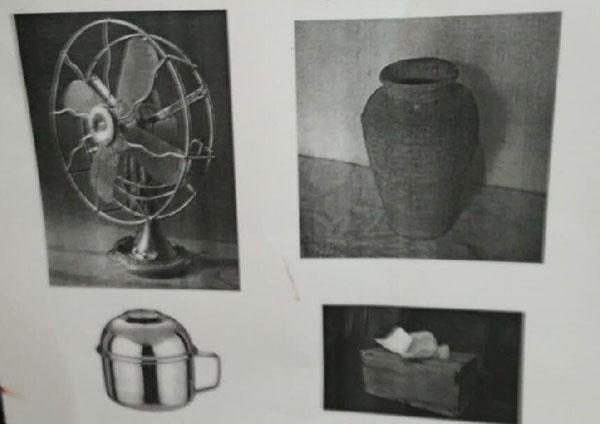 2016鲁迅美术学院美术设计类考试题目